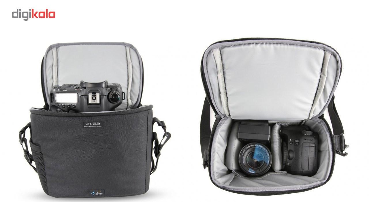 کیف دوربین ونگارد مدل VK22
