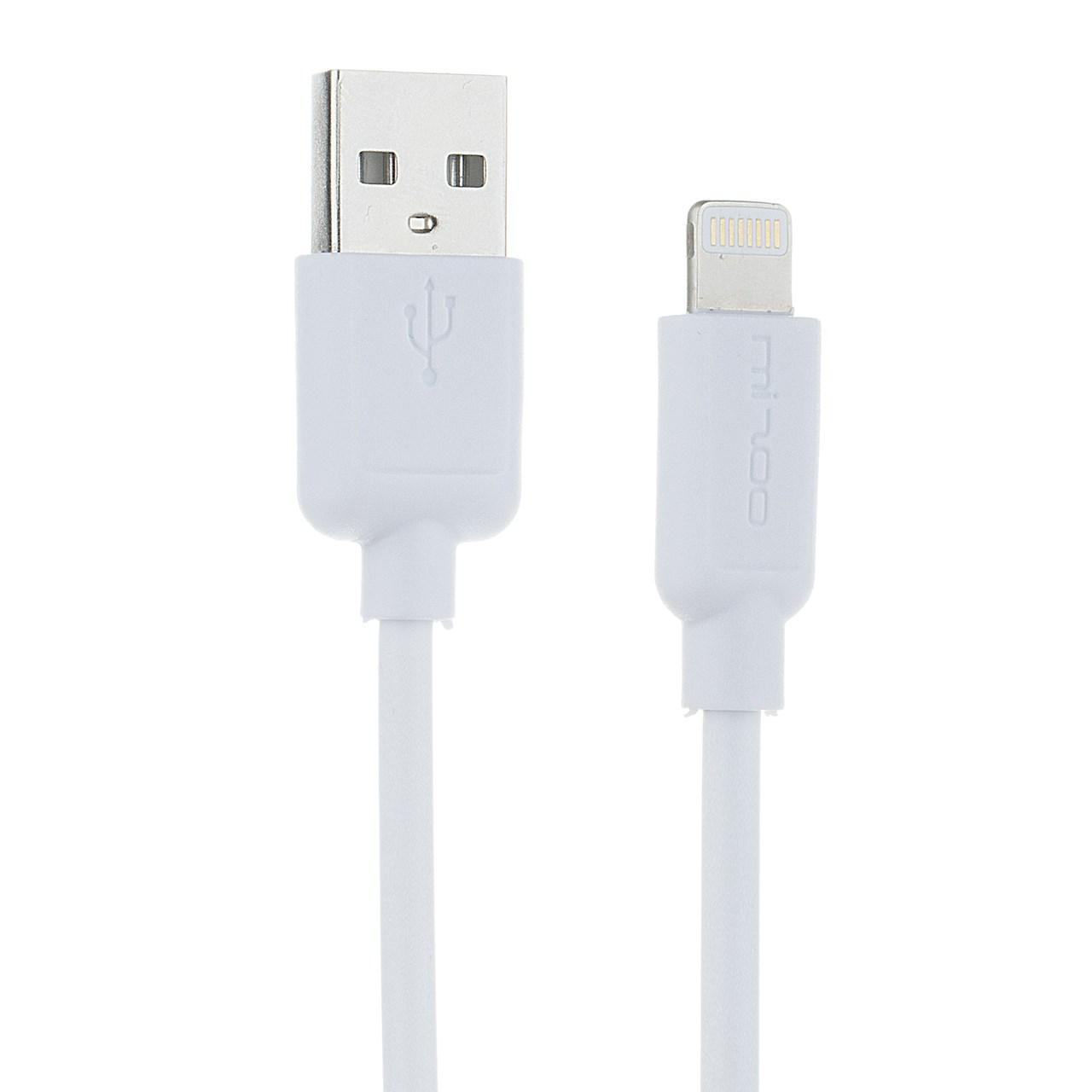 کابل تبدیل USB به Lightning میزو مدل X07
