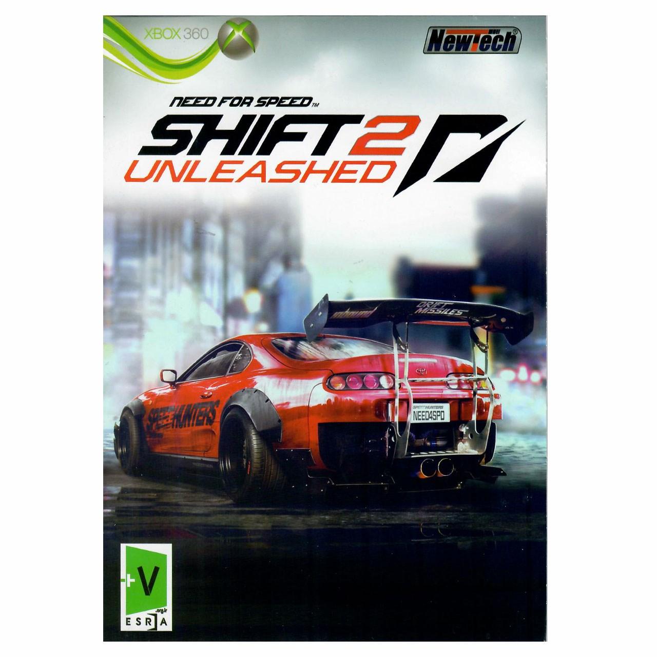 بازی Need For Speed Shift 2 Unleashed مخصوص ایکس باکس 360