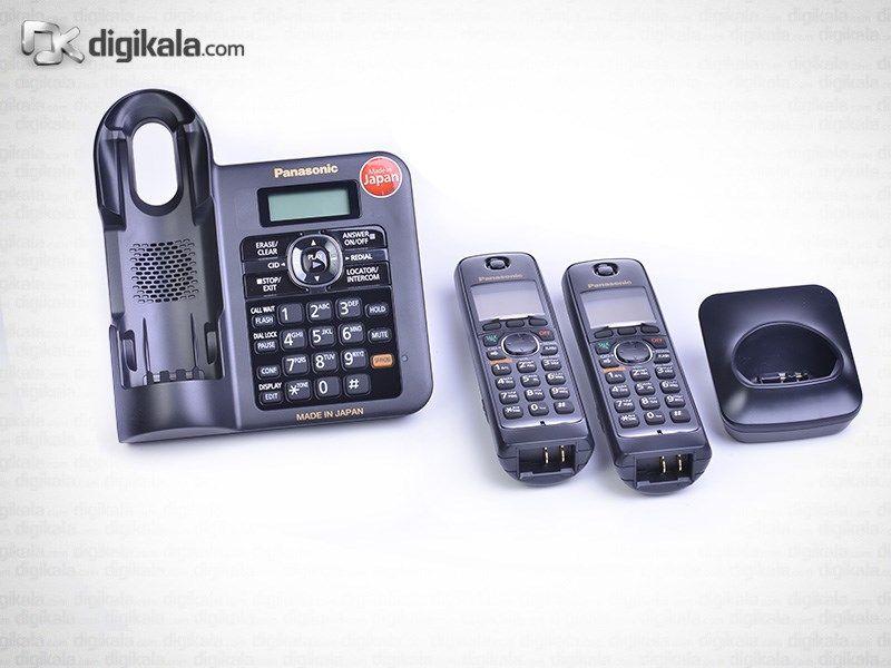 تلفن بی سیم پاناسونیک KX-TG3822JX