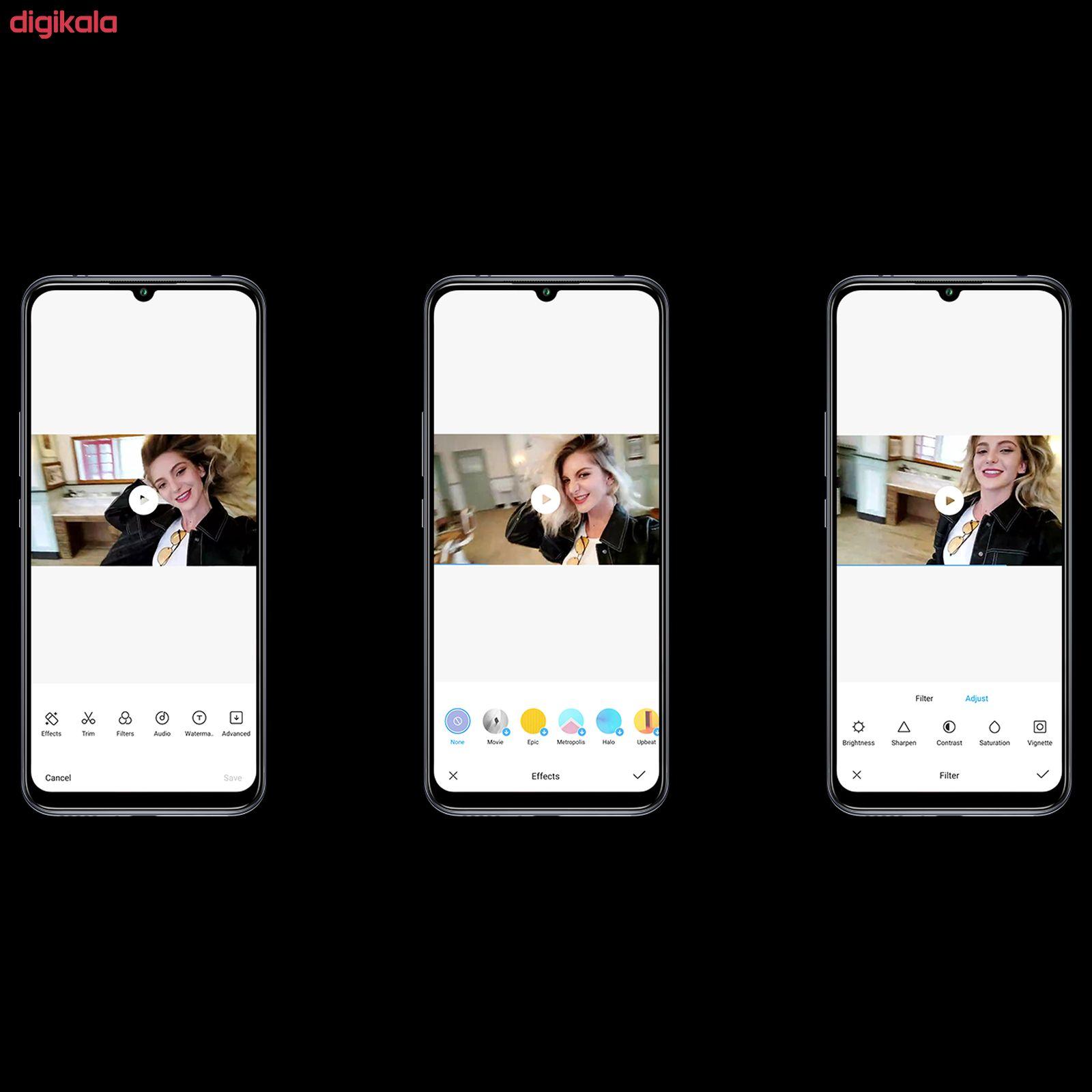 گوشی موبایل شیائومی مدل Mi 10 Lite 5G M2002J9G دو سیم کارت ظرفیت 128 گیگابایت  main 1 9