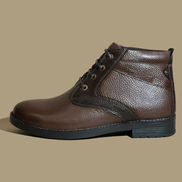 نیم بوت مردانه کفش سعیدی مدل sa 121