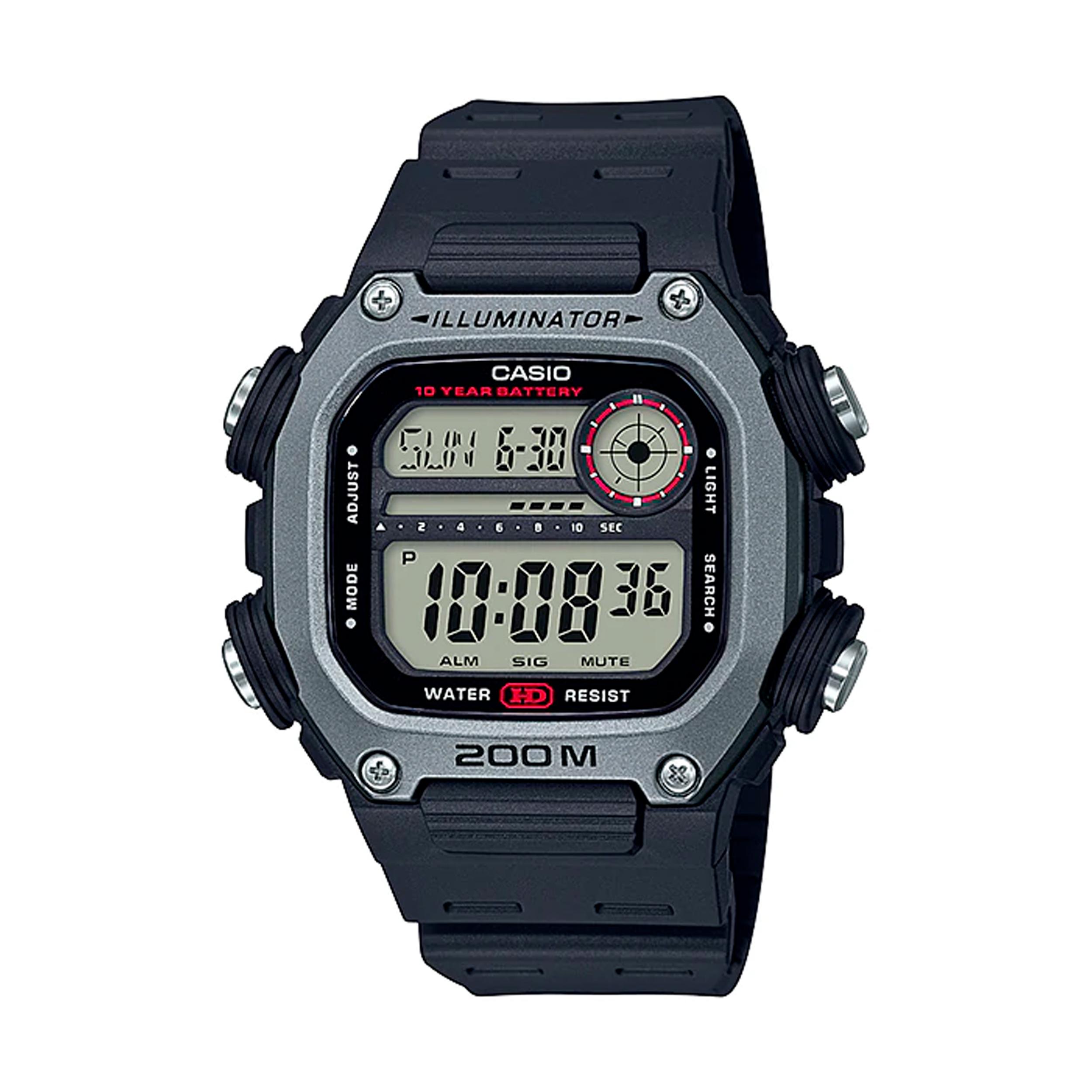 ساعت مچی دیجیتال مردانه کاسیو مدل DW-291H-1AVDF             قیمت