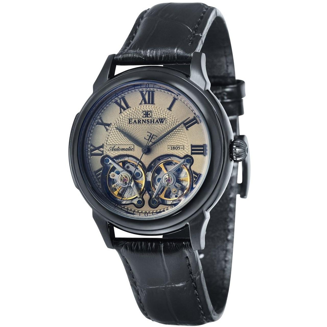 ساعت مچی عقربه ای مردانه ارنشا مدل ES-8030-06