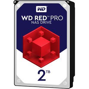 هارددیسک اینترنال وسترن دیجیتال مدل Red Pro WD2002FFSX ظرفیت 2 ترابایت