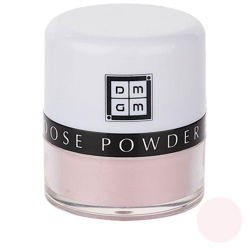 پودر تثبیت کننده دی ام جی ام مدل Shimmer And Shine Loose Powder