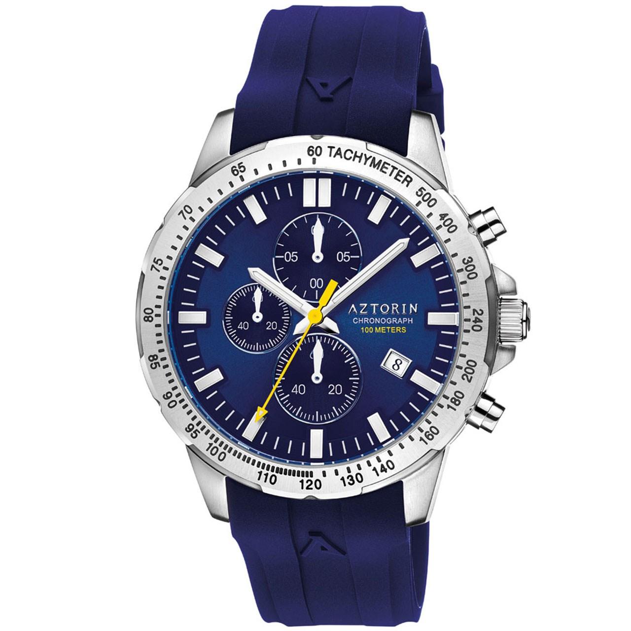 ساعت مچی عقربه ای مردانه ازتورین مدل A058.G279