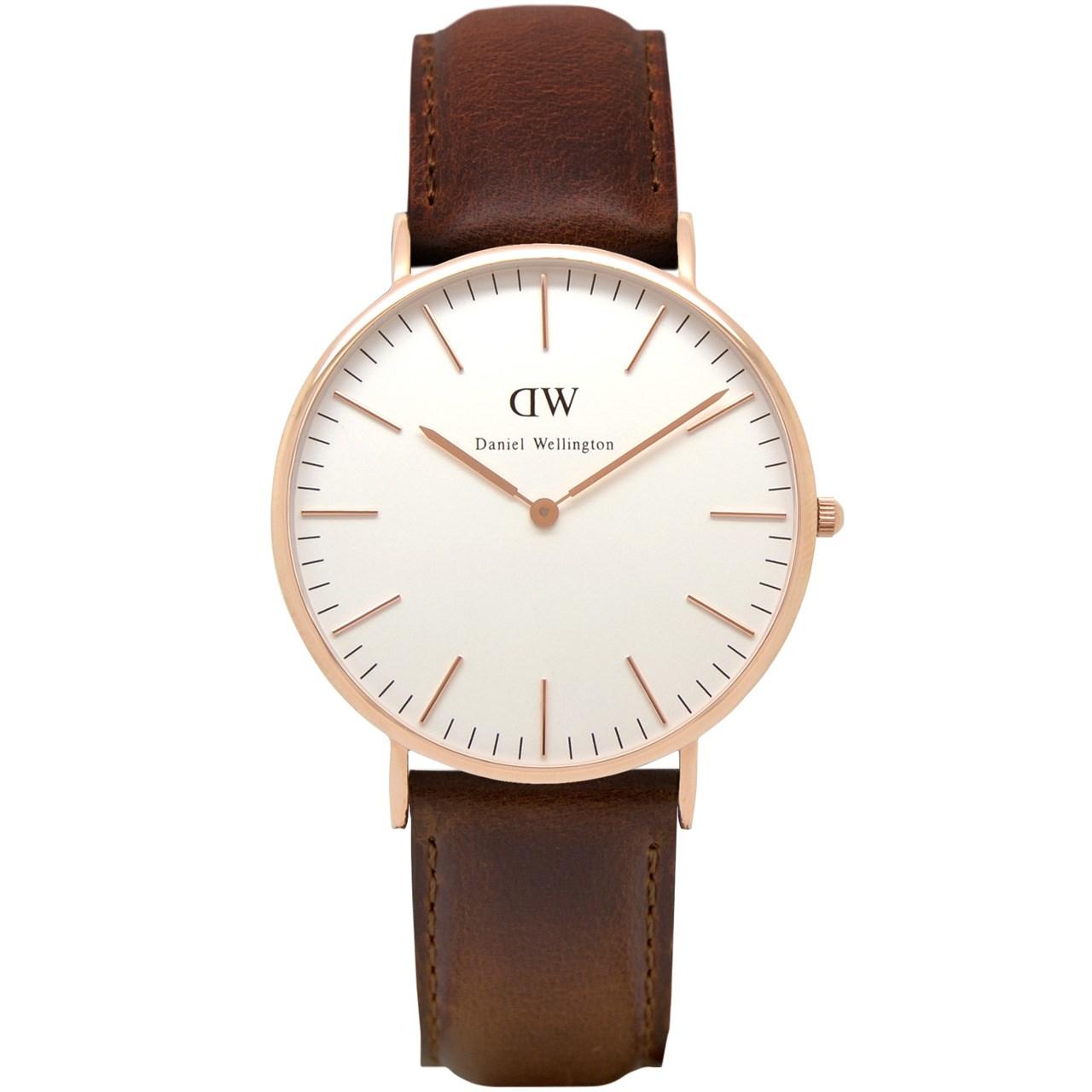 قیمت و خرید                      ساعت مچی عقربه ای مردانه دنیل ولینگتون مدل DW00100009