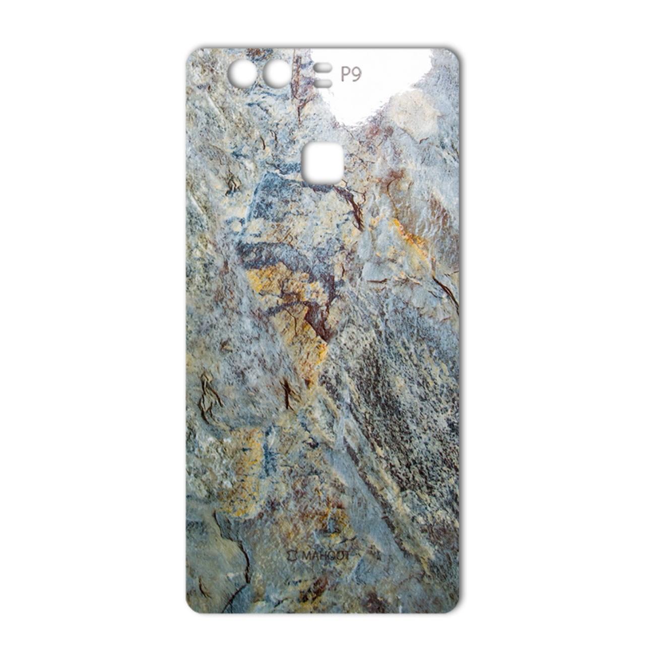 برچسب پوششی ماهوت مدل Marble-vein-cut Special مناسب برای گوشی  Huawei P9