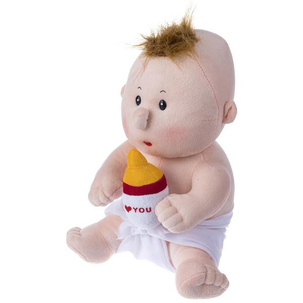 عروسک یاران مدل نوزاد پوشک دار ارتفاع 30 سانتی متر