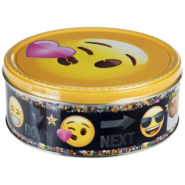 بیسکوییت با تکههای شکلات جکوبسنز مدل Emoji مقدار 150 گرم