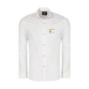 پیراهن پسرانه کد P-W2 رنگ سفید