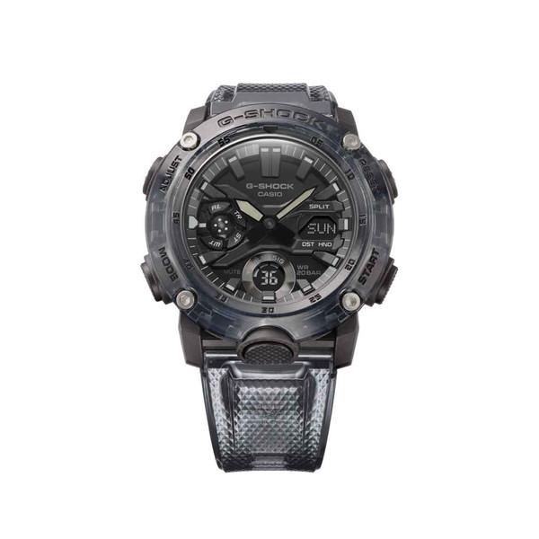 ساعت مچی عقربهای مردانه کاسیو مدل GA-2000SKE-8ADR