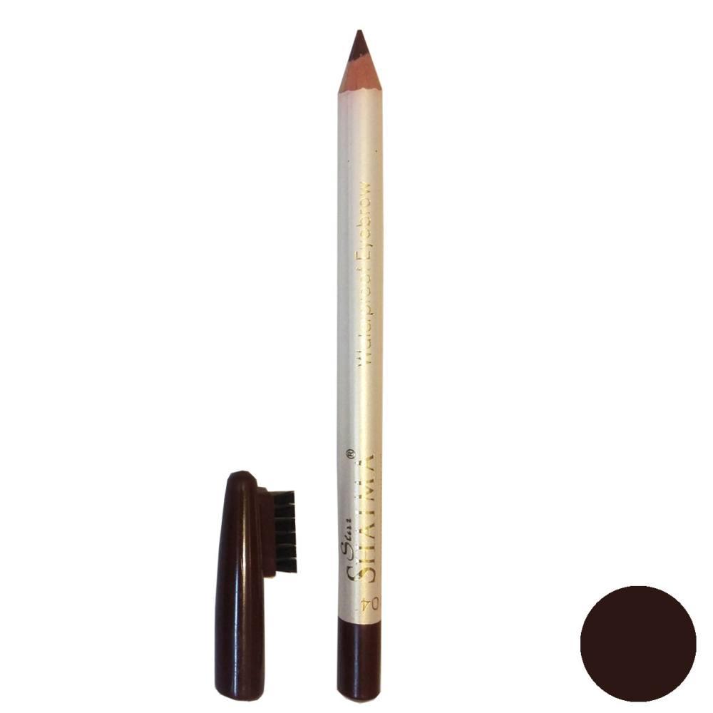 مداد ابرو شایما مدل Waterproof شماره 102