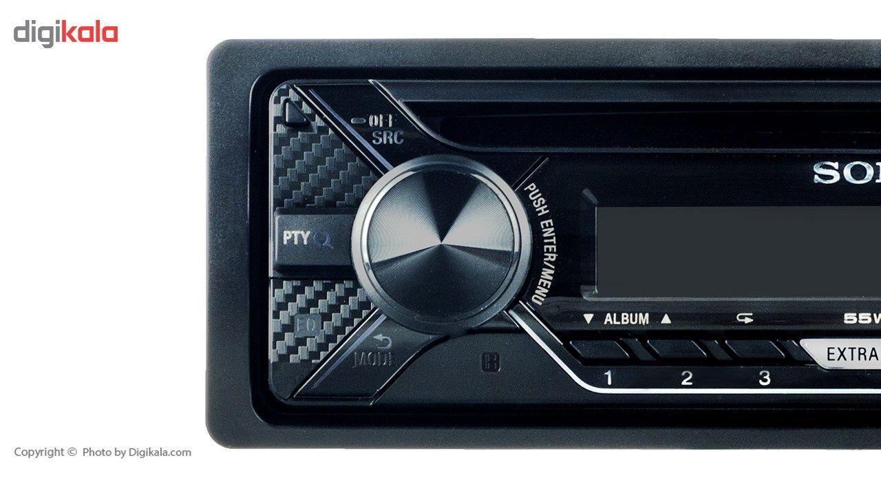 پخش کننده خودرو سونی مدل CDX-G1201U main 1 4