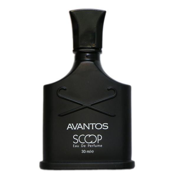 عطر جیبی مردانه اسکوپ مدل Avantos حجم 30 میلی لیتر