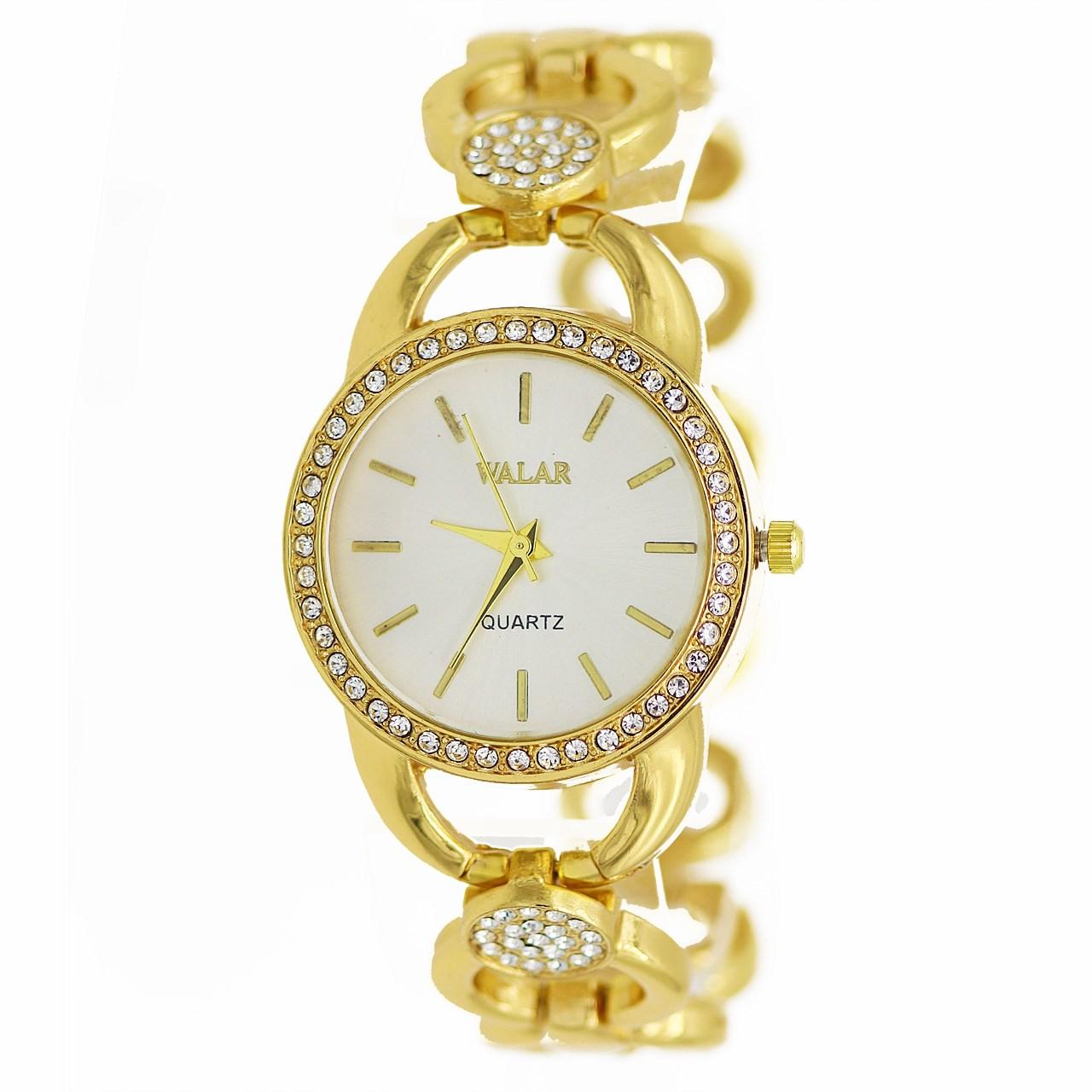 ساعت مچی عقربه ای زنانه  والار مدل F234 45