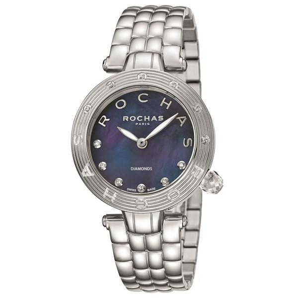 ساعت مچی عقربه ای زنانه روشاس مدل RP2L002M0051
