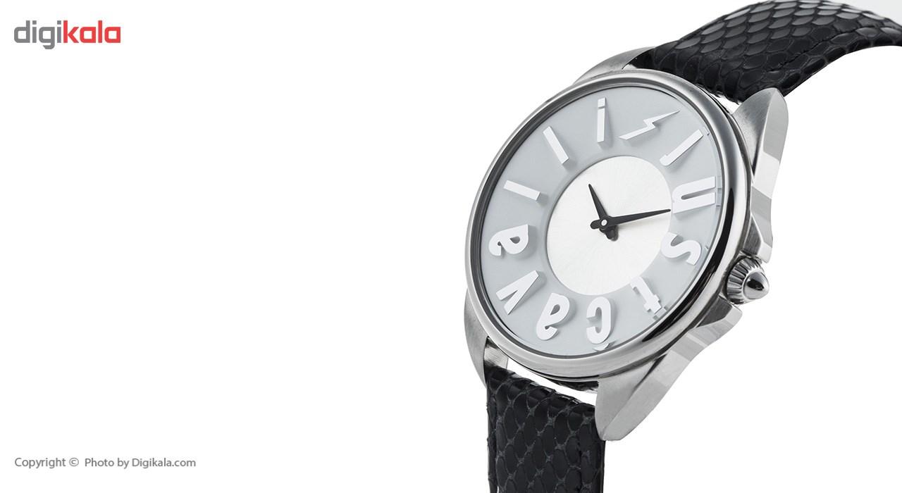 ساعت مچی عقربه ای زنانه جاست کاوالی مدل JC1L008L0015