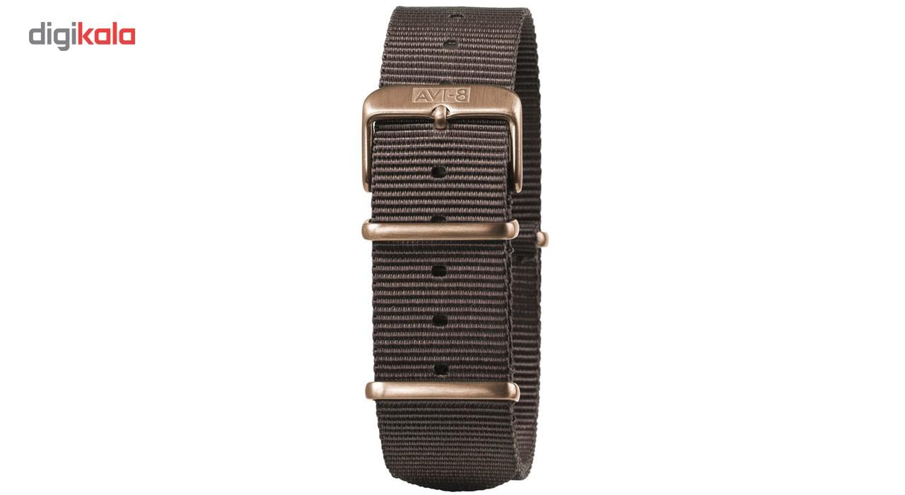 ساعت مچی عقربه ای مردانه ای وی-8 مدل AV-4046-02 تولید محدود