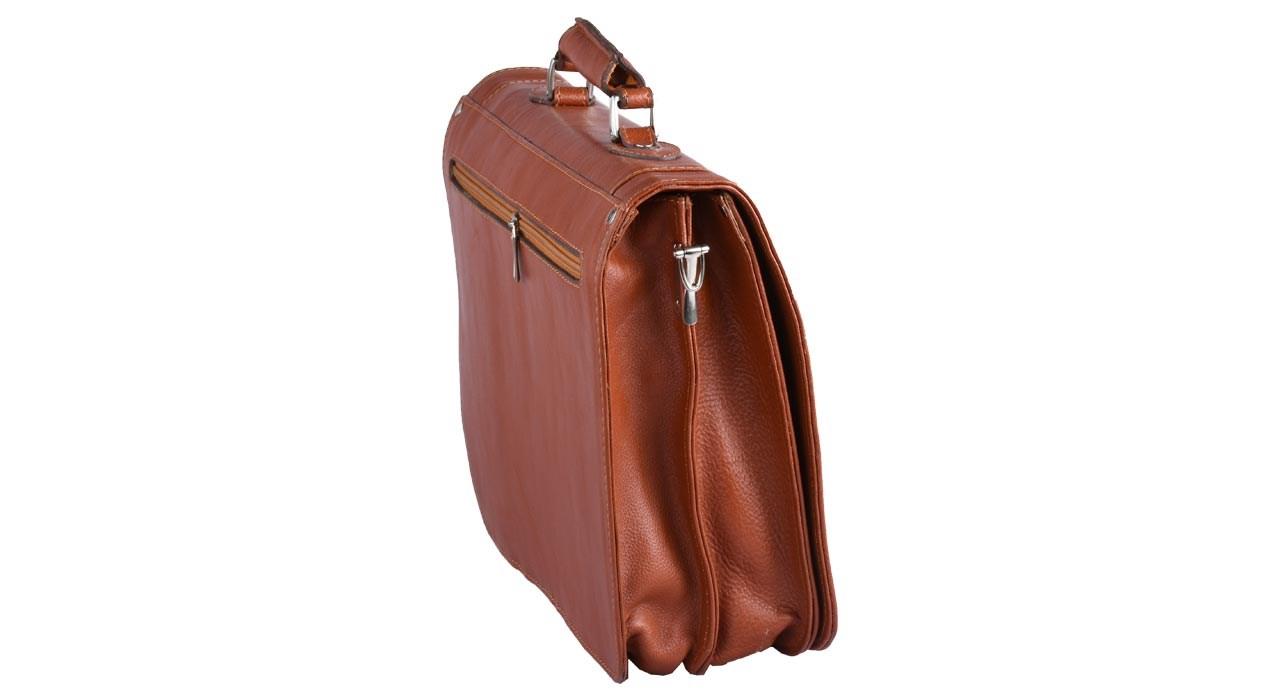 کیف اداری چرم طبیعی کهن چرم مدل L25 main 1 2