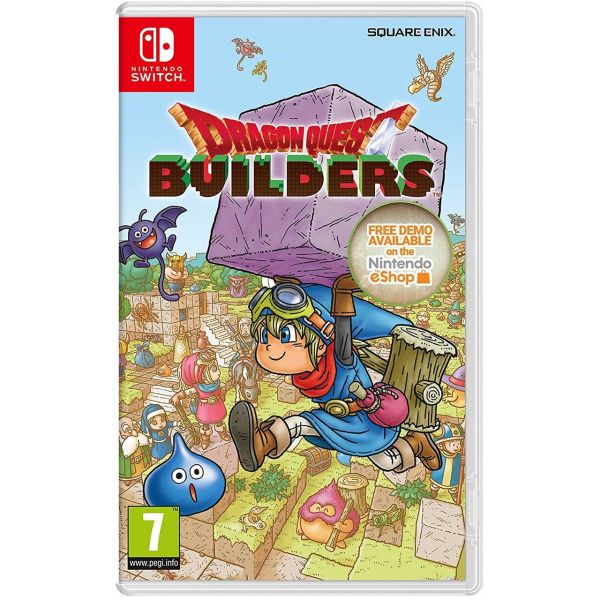 بازی Dragon Quest Builders  مخصوص Nintendo Switch