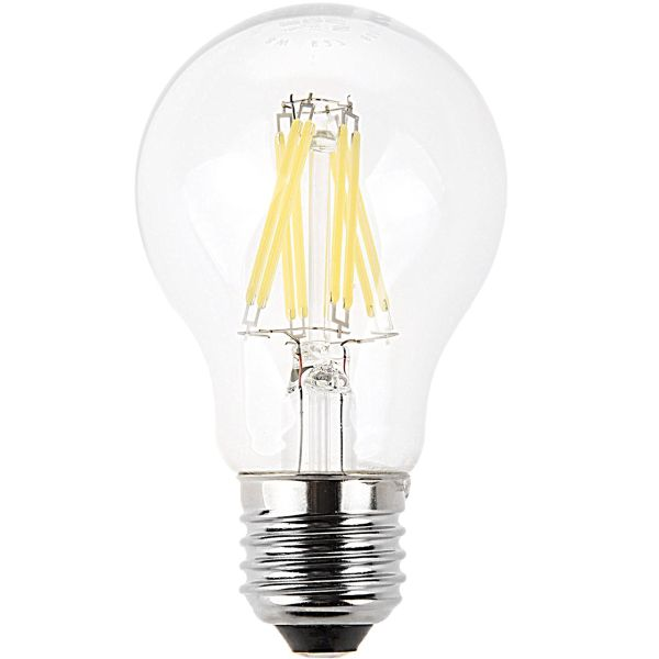لامپ ال ای دی فیلامنتی 8 وات ای دی سی پایه E27