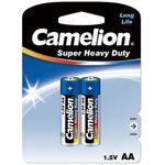 باتری قلمی کملیون مدل Super Heavy Duty بسته 2 عددی thumb