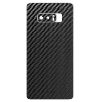 برچسب پوششی ماهوت مدل Carbon-fiber Texture مناسب برای گوشی  Samsung Note 8