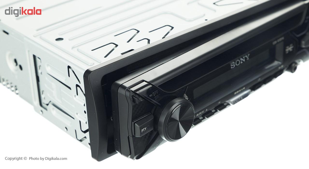 پخش کننده خودرو سونی مدل CDX-G1201U main 1 8