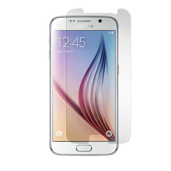 محافظ صفحه نمایش شیشه ای مدل Tempered مناسب برای گوشی موبایل سامسونگ Galaxy S6