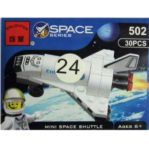 لگو فضاپیما انلایتن مدل 502 تعداد30 قطعه