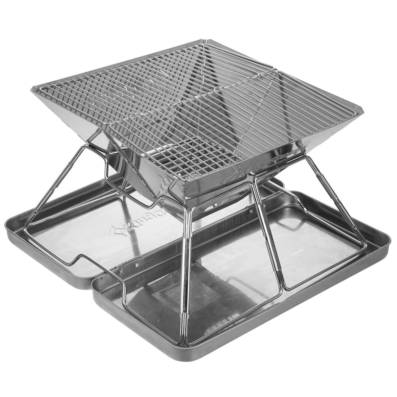 باربیکیو سفری کینگ کمپ مدل Magic Portable Grill