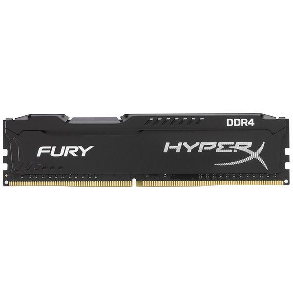 رم دسکتاپ DDR4 دو کاناله 2400 مگاهرتز CL15 کینگستون ظرفیت 4 گیگابایت
