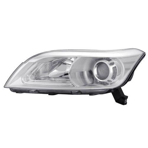 چراغ جلو چپ خودرو مدل S4121100 مناسب برای خودروی لیفان X60