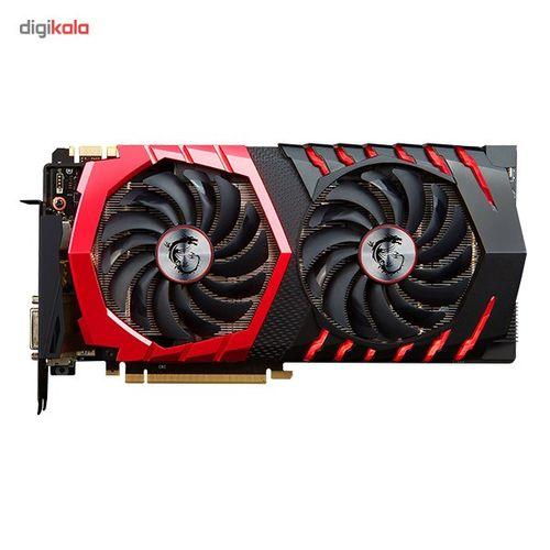 کارت گرافیک ام اس آی مدل GeForce GTX 1070 GAMING X 8G