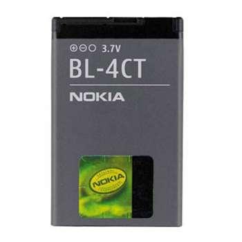 باتری موبایل مناسب برای نوکیا مدل BL-4CT با ظرفیت 860 میلی آمپر ساعت
