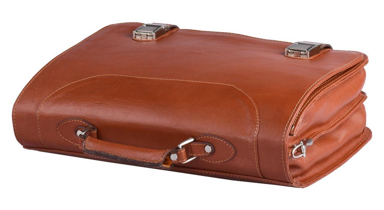کیف اداری چرم طبیعی کهن چرم مدل L25 main 1 3