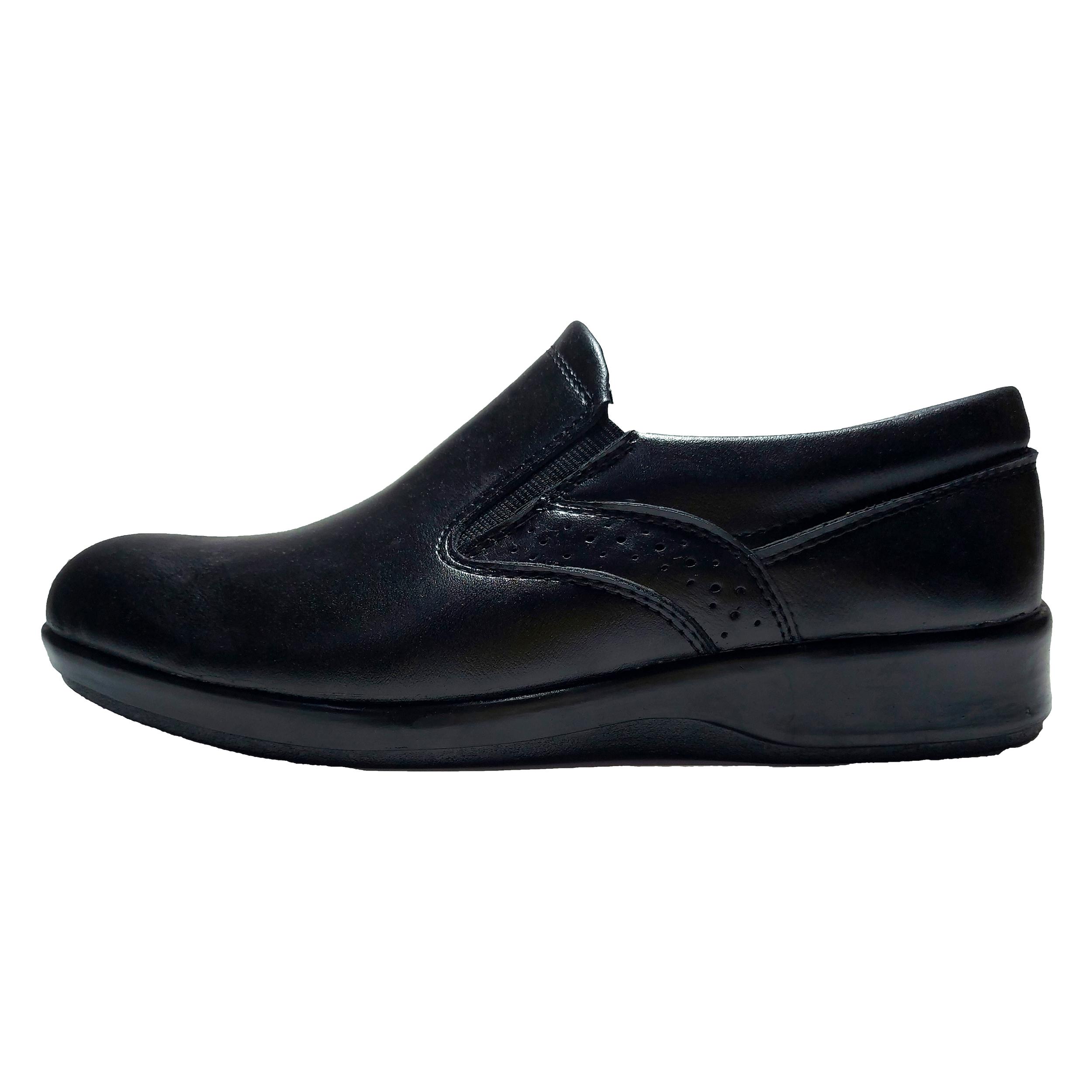 کفش طبی مردانه مدل نادر