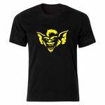 تی شرت آستین کوتاه زنانه مدل خفاش کد tm1550