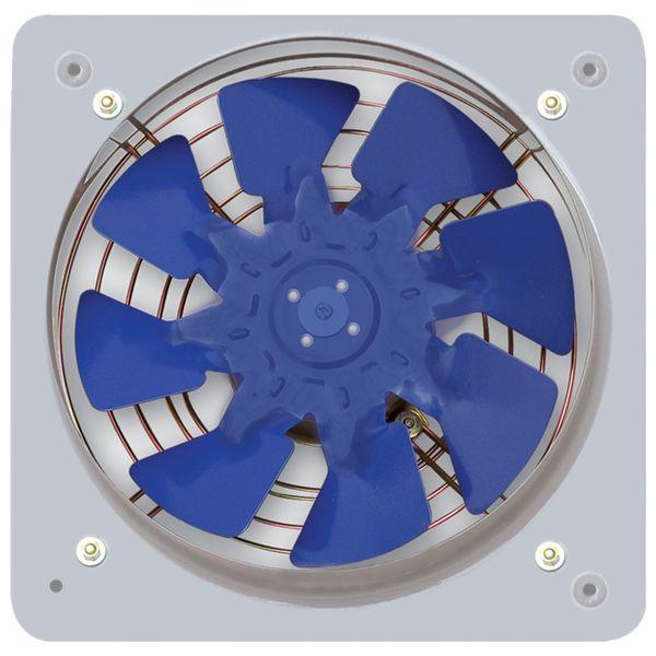 هواکش خانگی فلزی دمنده مدل VMA-10S2S | Damandeh VMA-10S2S Metalic Wall Mount Fan