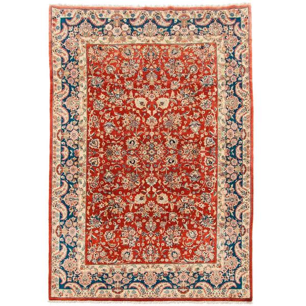 فرش دستبافت شش متری کد 101966