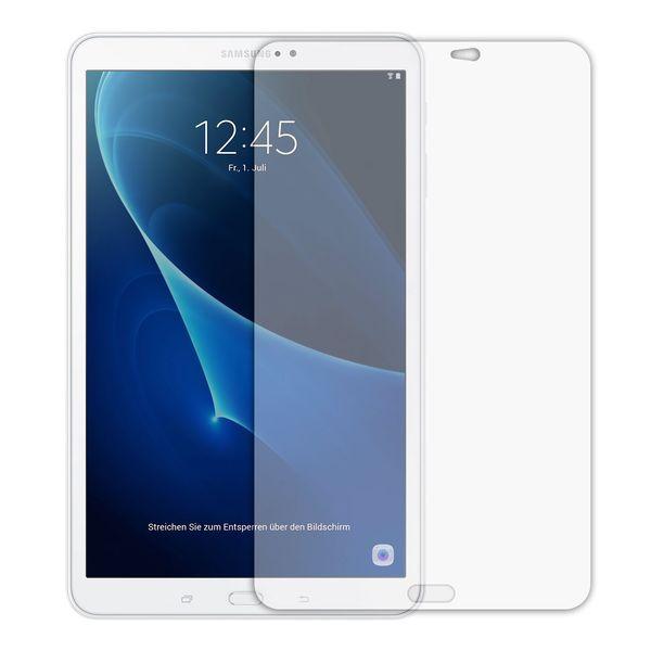 محافظ صفحه نمایش شیشه ای تمپرد مناسب برای تبلت سامسونگ Galaxy Tab A 10.1 2016 T585