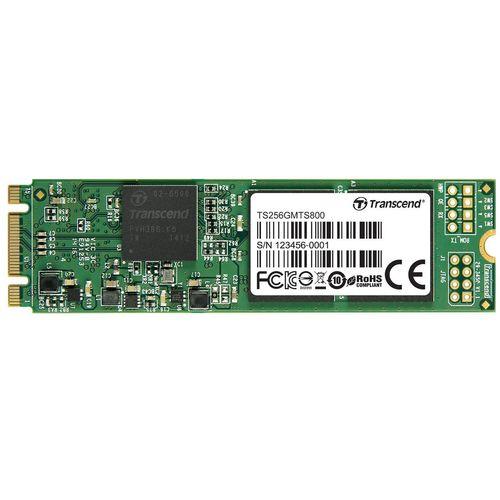 حافظه SSD سایز M.2 2280 ترنسند مدل MTS800 ظرفیت 256 گیگابایت