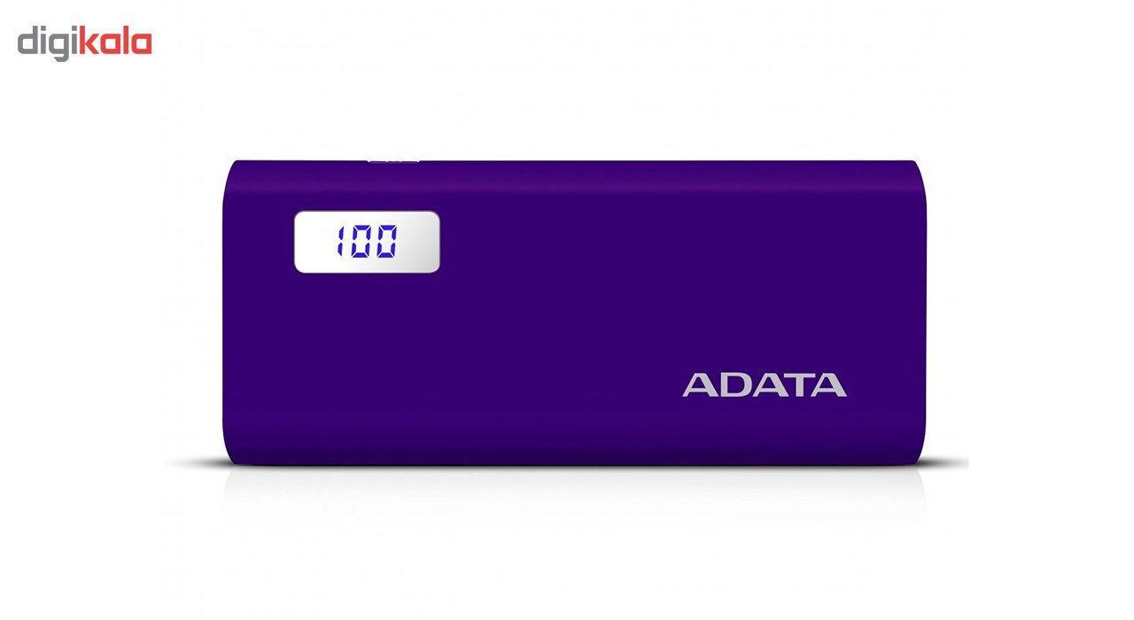 شارژر همراه ای دیتا مدل P12500D ظرفیت 12500 میلی آمپر ساعت main 1 9
