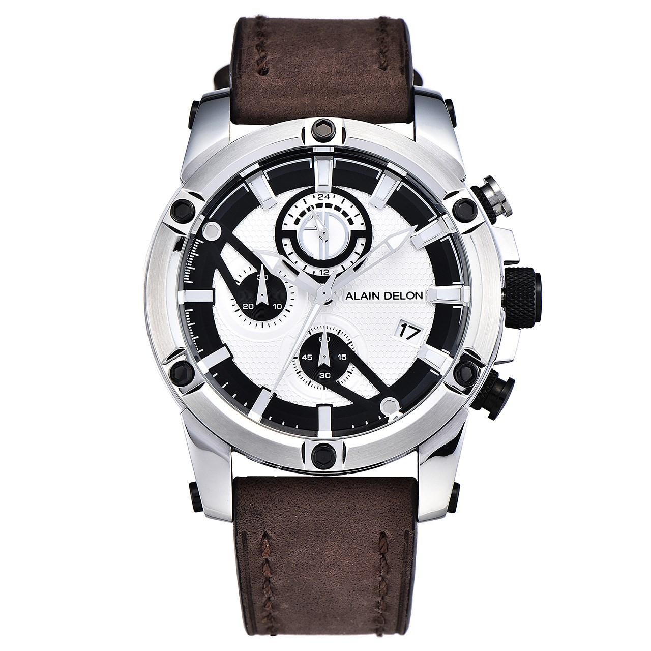 ساعت مچی عقربه ای مردانه آلن دلون مدل AD390-1312C