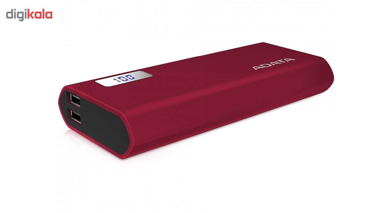 شارژر همراه ای دیتا مدل P12500D ظرفیت 12500 میلی آمپر ساعت main 1 10