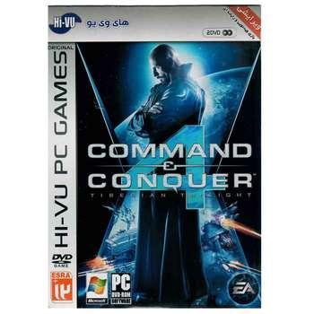 بازی Command Conquer مخصوص کامپیوتر