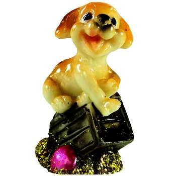 مجسمه سگ مدل Beagle-2