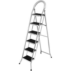 نردبان شش پله فاتح مدل SiDaCo.Fa6s